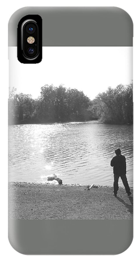 IPhone X Case featuring the photograph Another View by Luciana Seymour