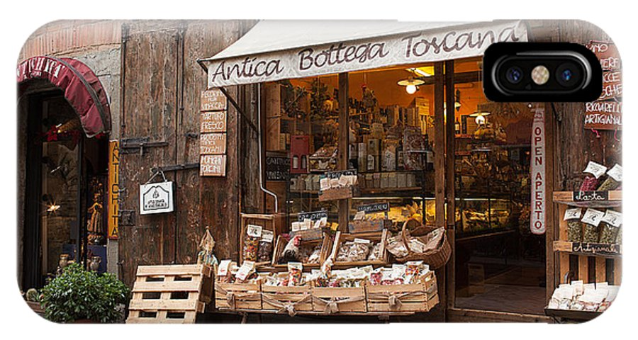 Case Toscane Arezzo : Antica bottega toscana arezzo italy iphone case for sale by ezeepics