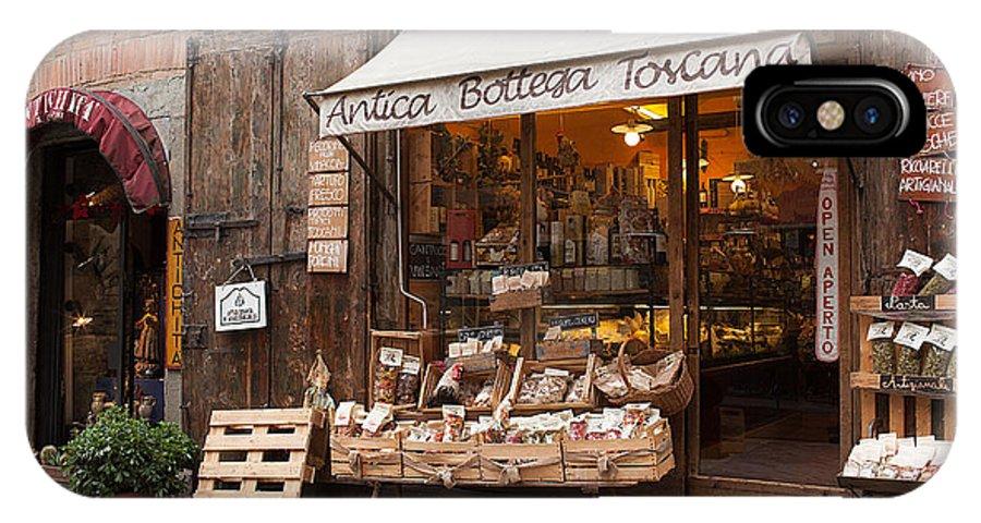 Case Toscane Arezzo : Antica bottega toscana arezzo italy iphone x case for sale by ezeepics