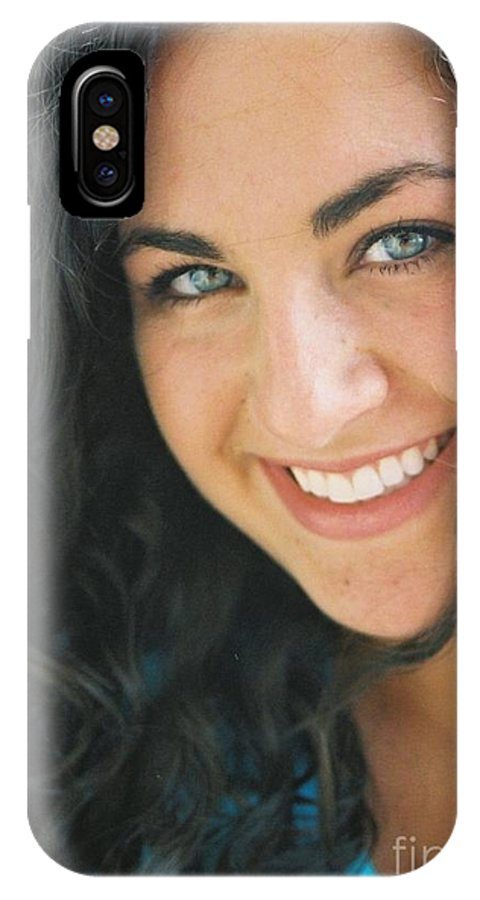 Girl IPhone Case featuring the photograph Anticipation by Nadine Rippelmeyer