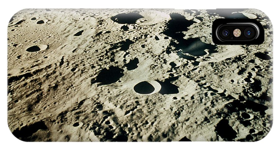 1971 IPhone X Case featuring the photograph Apollo 15: Moon, 1971 by Granger