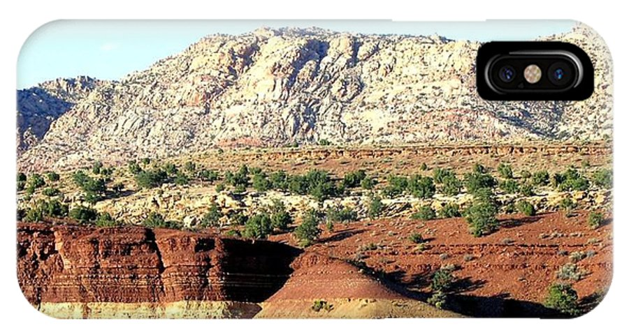 Arizona IPhone X Case featuring the photograph Arizona 18 by Will Borden