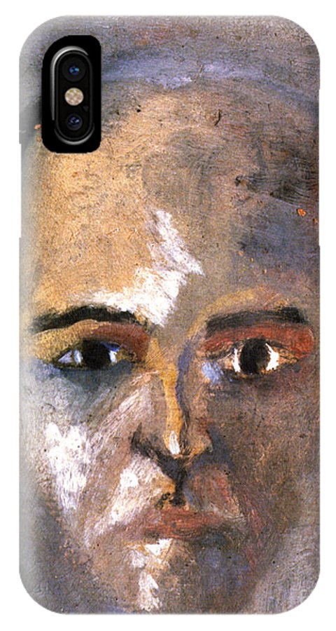 1910 IPhone X Case featuring the photograph Arnold Schoenberg by Granger