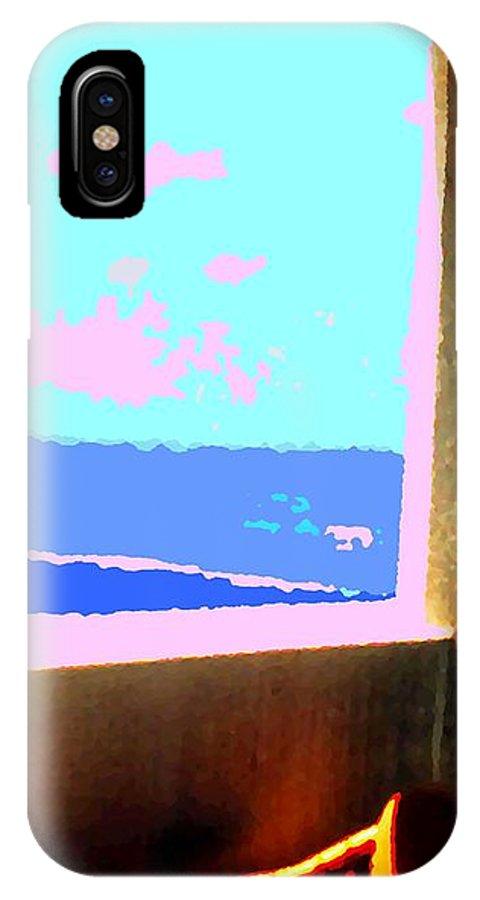Aruba IPhone X Case featuring the photograph Aruba by Ian MacDonald