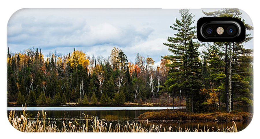 Autumn IPhone X Case featuring the photograph Autumn by Olga Photography