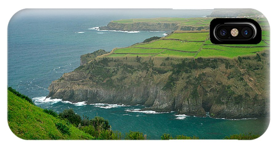 Azores IPhone Case featuring the photograph Azores Coastal Landscape by Gaspar Avila