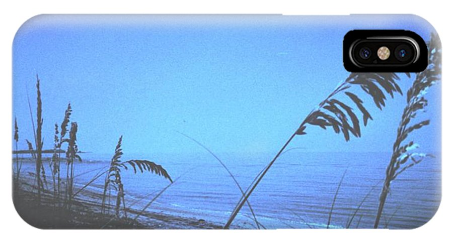 IPhone Case featuring the photograph Bahama Blue by Ian MacDonald