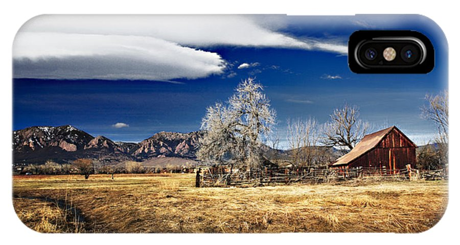 Colorado IPhone Case featuring the photograph Beautiful Colorado by Marilyn Hunt
