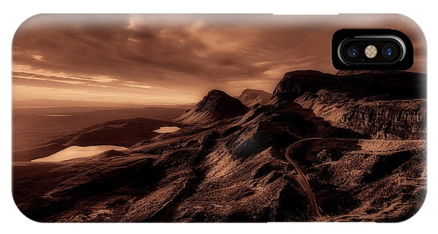 Isle Of Skye IPhone X Case featuring the photograph Beautiful Isle Of Skye by Unsplash