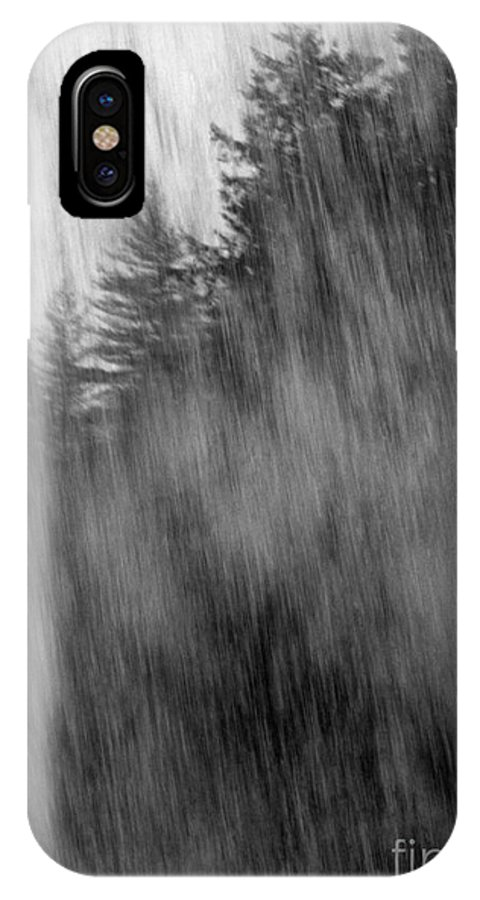 Waterfalls IPhone Case featuring the photograph Behind The Falls by Richard Rizzo