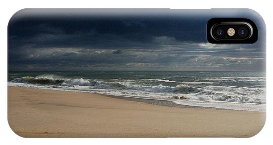 Jersey Shore IPhone X Case featuring the photograph Believe - Jersey Shore by Angie Tirado