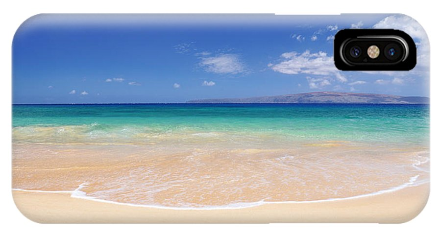 Big Beach IPhone X Case featuring the photograph Big Beach by Kelly Wade
