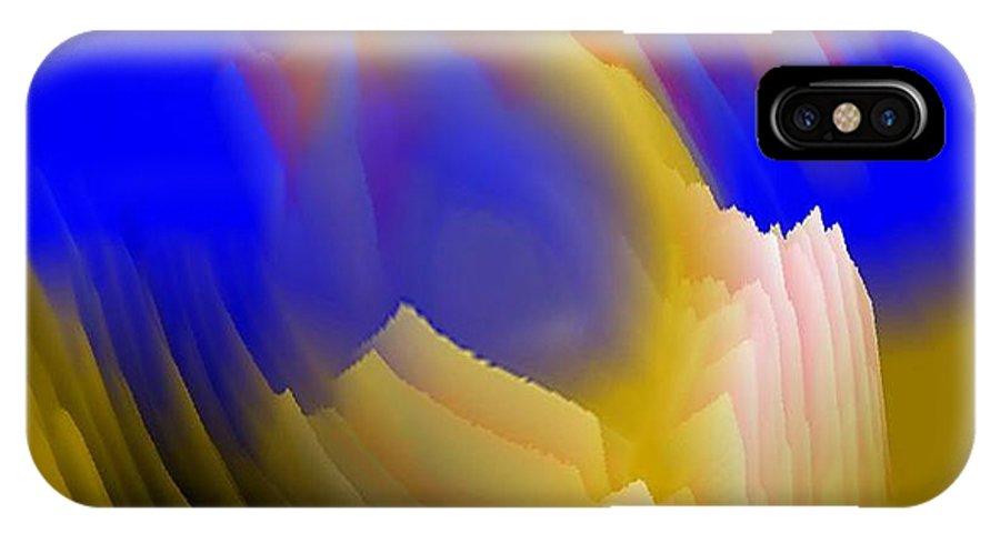 Mistica.birth.wonder.miracle.soul IPhone Case featuring the digital art Birth Of Wonder-soul by Dr Loifer Vladimir