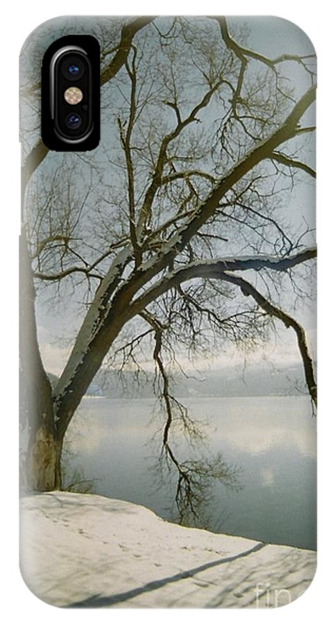 Blue IPhone Case featuring the photograph Blue Dream by Idaho Scenic Images Linda Lantzy