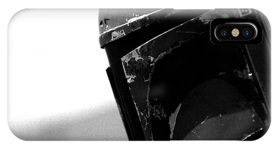 buy online 996c4 99212 Boba Fett Helmet IPhone X Case