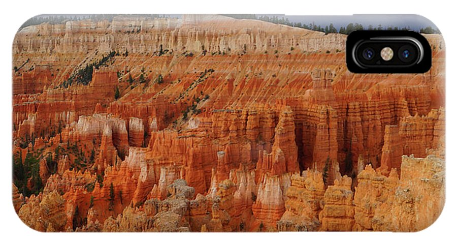 National Parks IPhone X / XS Case featuring the photograph Bryce Canyon National Park by Broderick Delaney