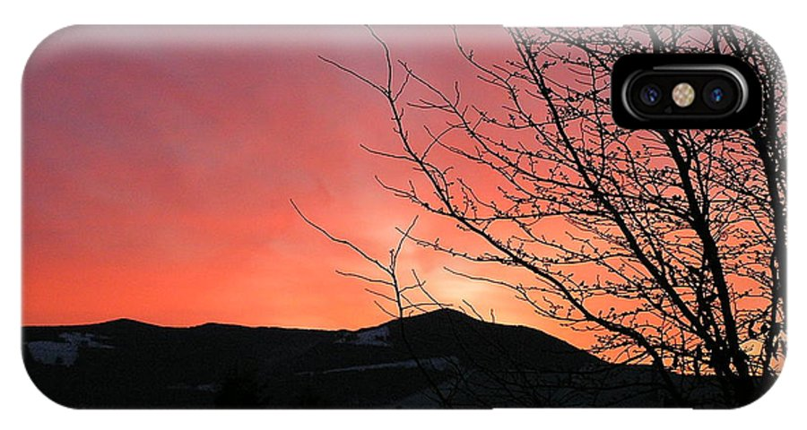 Sunrise IPhone Case featuring the photograph Burlington Sunrise by Louise Magno