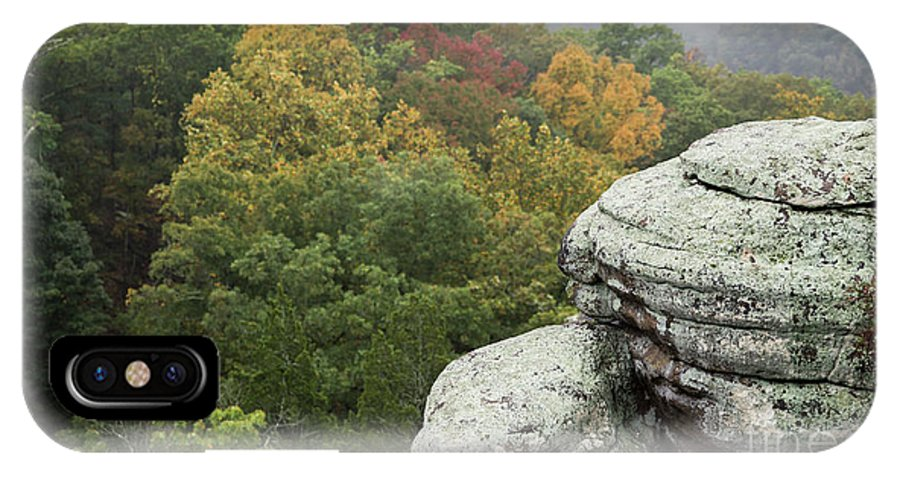 Camel Rock IPhone X / XS Case featuring the photograph Camel Rock Close Up by Andrea Silies