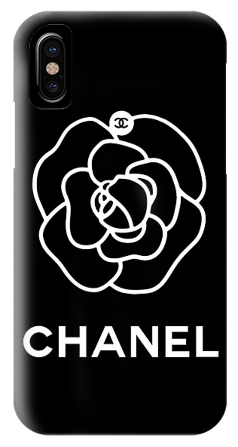fa5b4cb9761b8e Camellia Chanel IPhone X Case for Sale by Tres Chic