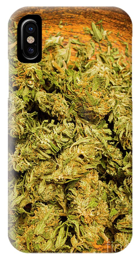 Cannabis Bowl IPhone X Case for Sale by Jorgo Photography - Wall Art ...