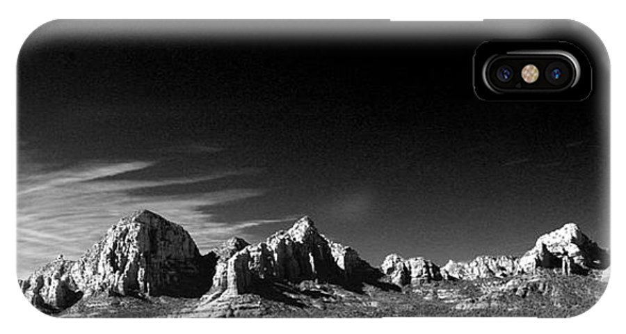 Sedona IPhone X / XS Case featuring the photograph Capital Dome 3 by Randy Oberg