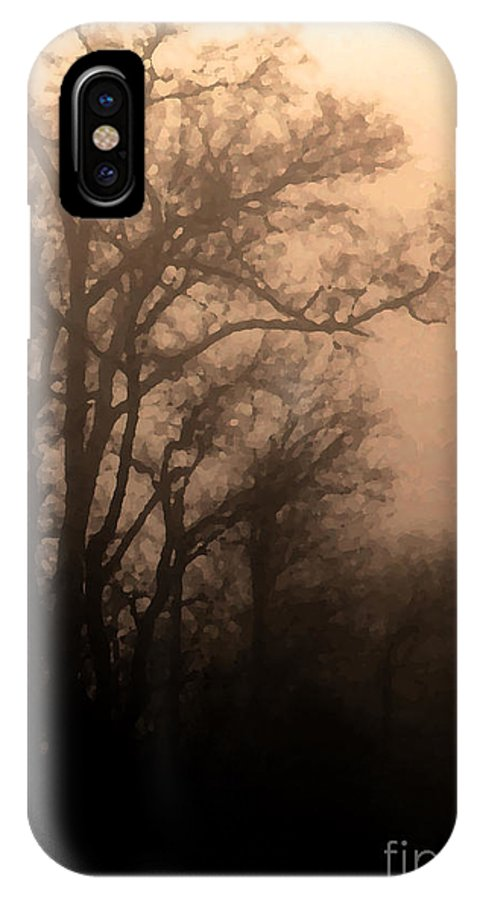 Soft IPhone Case featuring the photograph Caught Between Light And Dark by Amanda Barcon