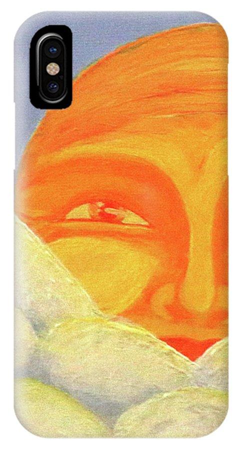Celestial 2016 #2 IPhone X Case
