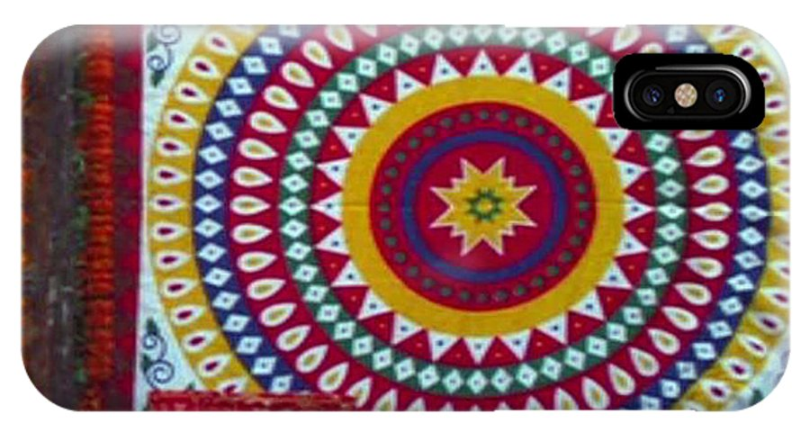 Chakra Large Format Fabric Embroidery Used For Wall Decorations And