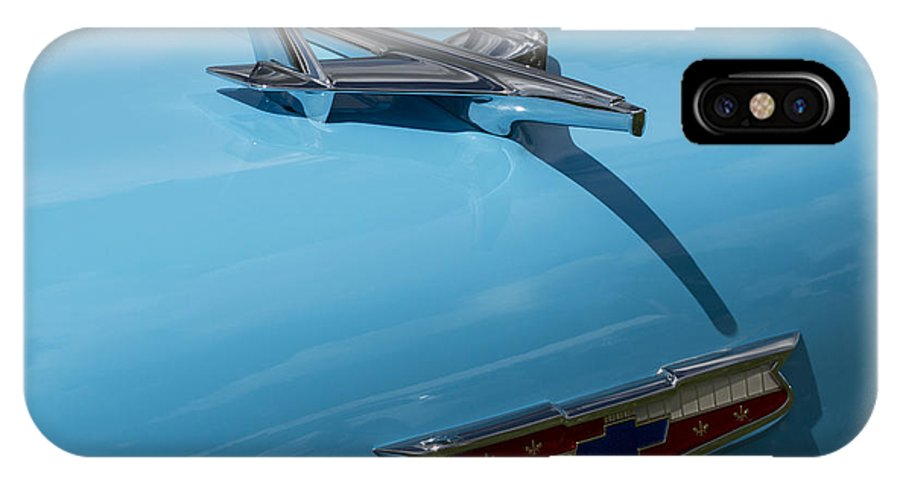 Chevrolet IPhone X Case featuring the photograph Chevrolet 13 by Wendy Wilton