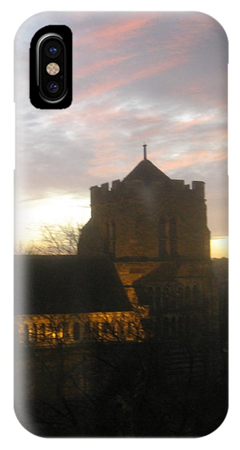 Church IPhone X Case featuring the photograph Church of St Peter - Marefair Northampton - 2 by Paolo Marini