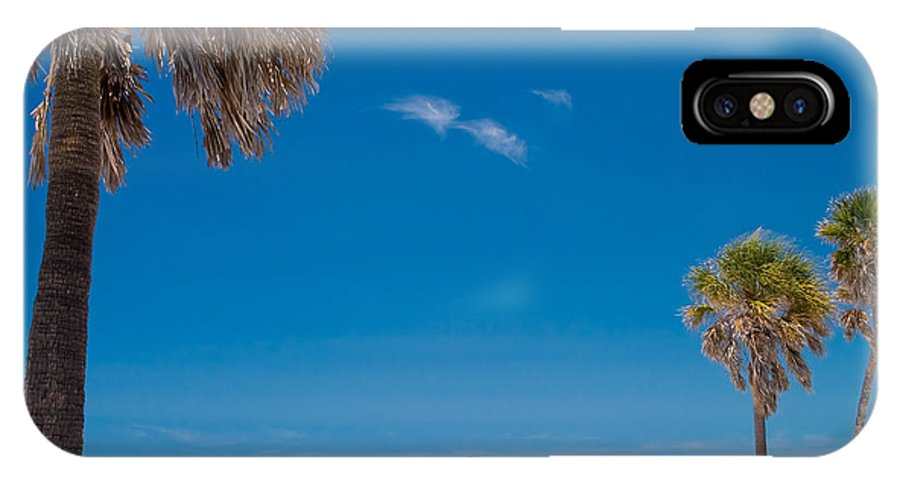 3scape IPhone Case featuring the photograph Clearwater Beach by Adam Romanowicz