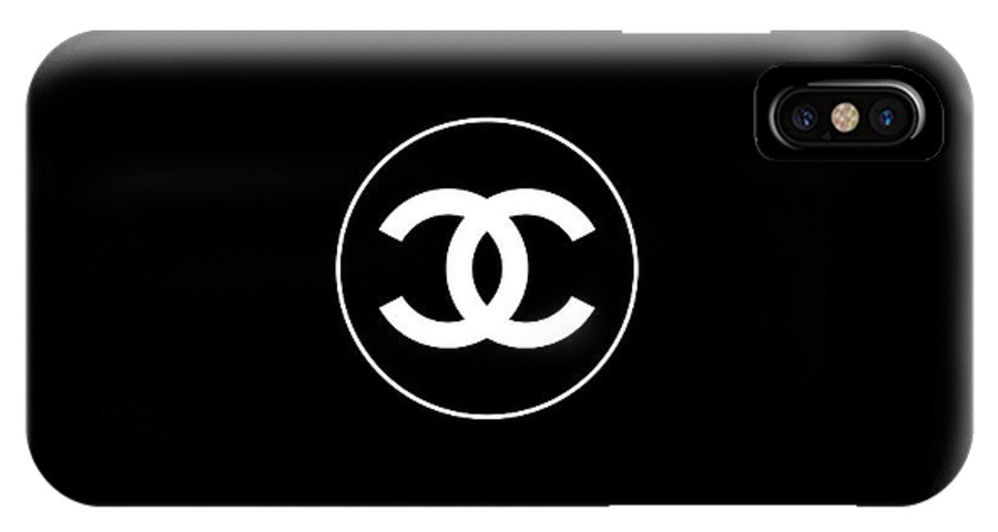 049f791cc3cca2 Coco Chanel IPhone X Case for Sale by Tres Chic