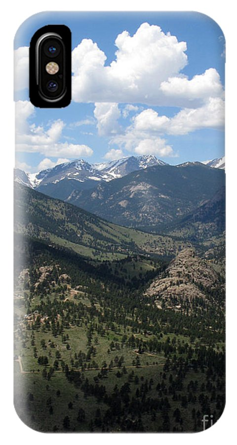 Colorado IPhone Case featuring the photograph Colorado by Amanda Barcon