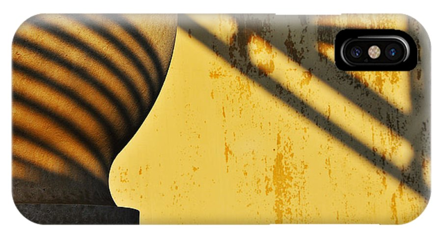 Architecture IPhone Case featuring the photograph Comb Over by Skip Hunt