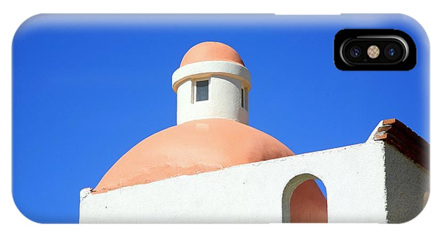 Building IPhone X Case featuring the photograph Conejos by J R Seymour