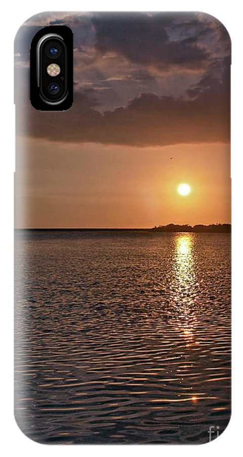 Central America IPhone X / XS Case featuring the photograph Costa Rica 050 by Howard Stapleton