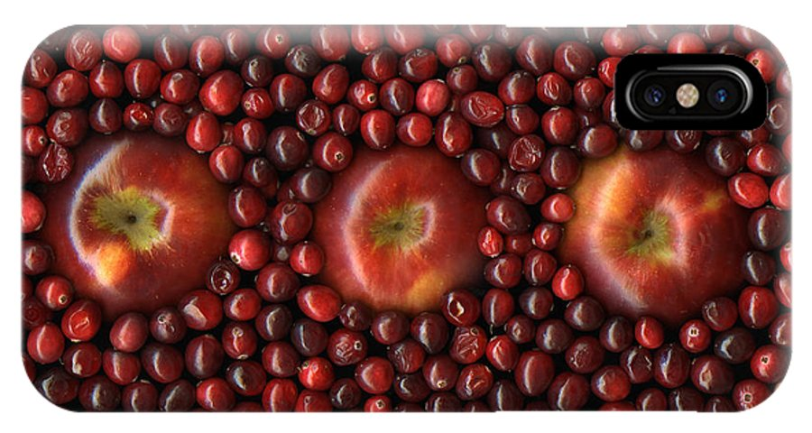 Slanec IPhone Case featuring the photograph Cranapple by Christian Slanec