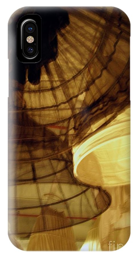 Theatre IPhone Case featuring the photograph Crinolines by Ze DaLuz
