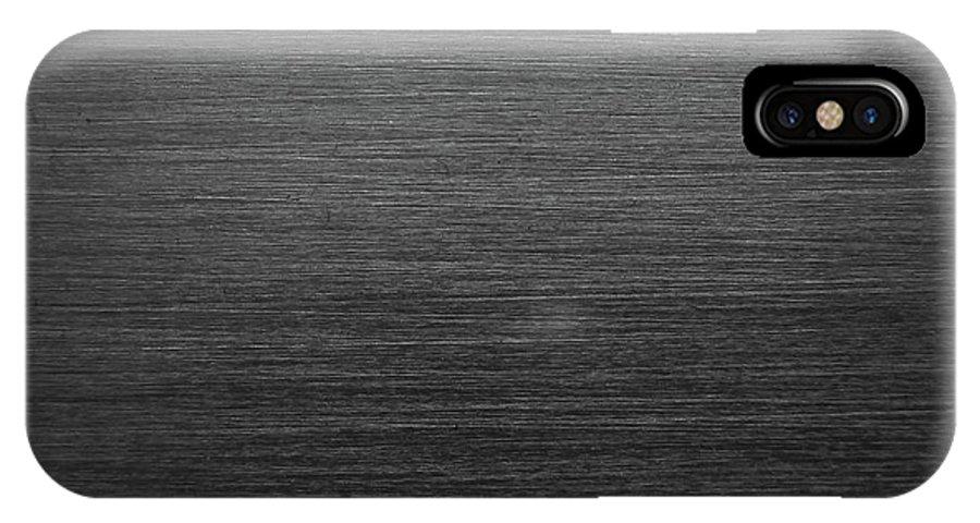 dark brushed metal texture steel black photo scratch wallpaper iphone x case