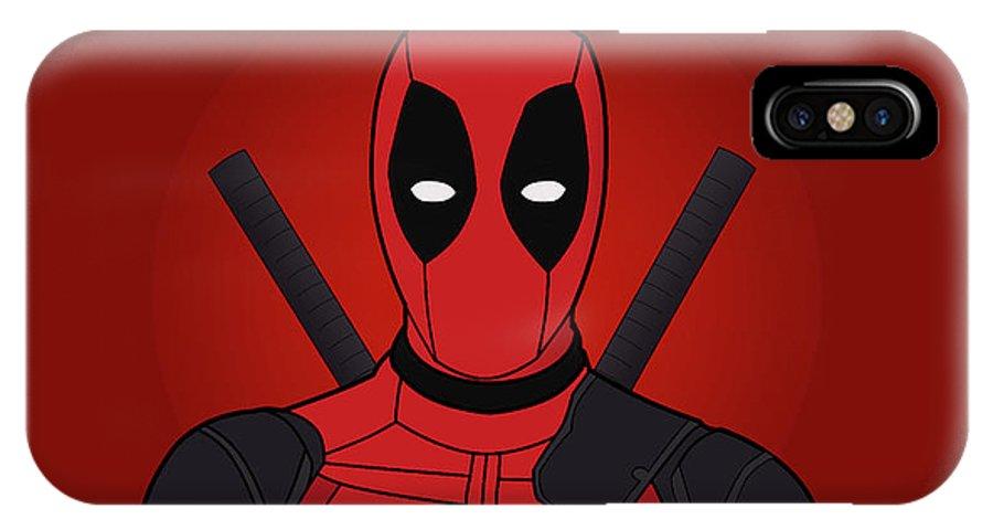 Deadpool Wallpaper Iphone X Case For Sale By Austin Bone