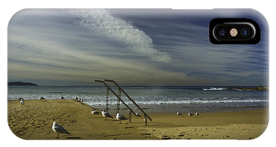 Beach IPhone Case featuring the photograph Dee Why Beach Sydney by Sheila Smart Fine Art Photography