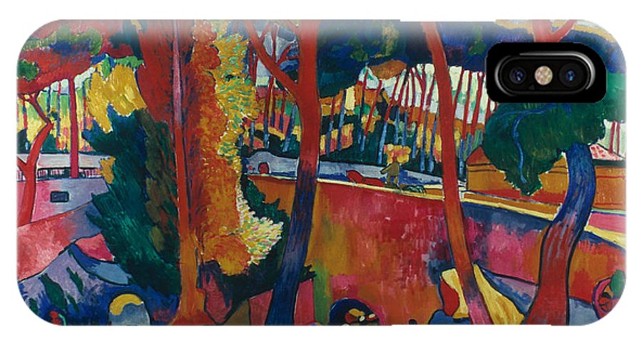 1906 IPhone X Case featuring the photograph Derain: Lestaque, by Granger