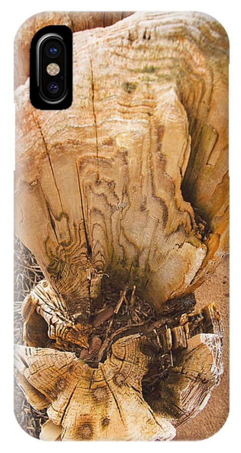 Dock Post IPhone Case featuring the photograph Dock Post by Steve Somerville