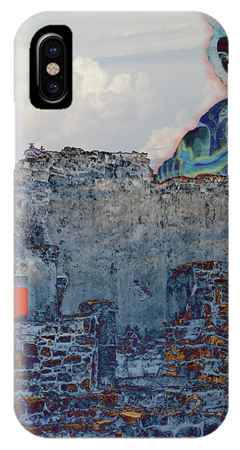 Tulum Ruins IPhone Case featuring the photograph Dream Of Tulum Ruins by Ann Tracy