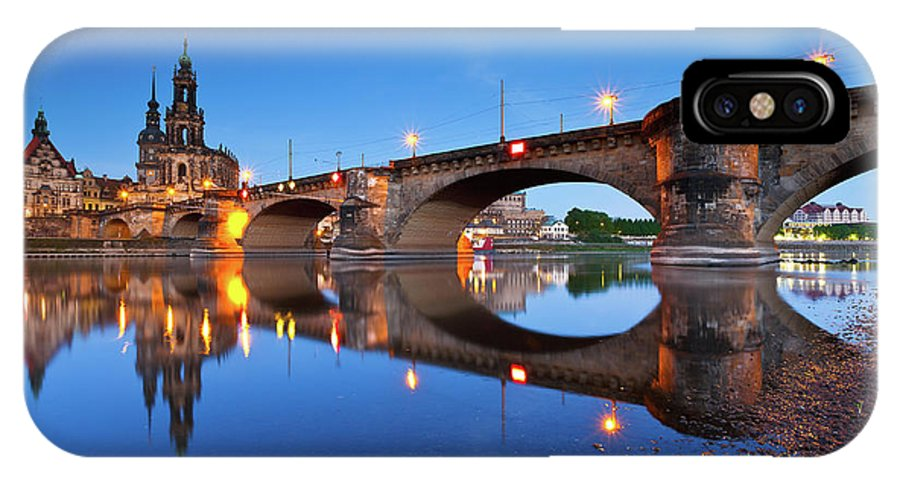 Germany IPhone X / XS Case featuring the photograph dresden 'I by Milan Gonda