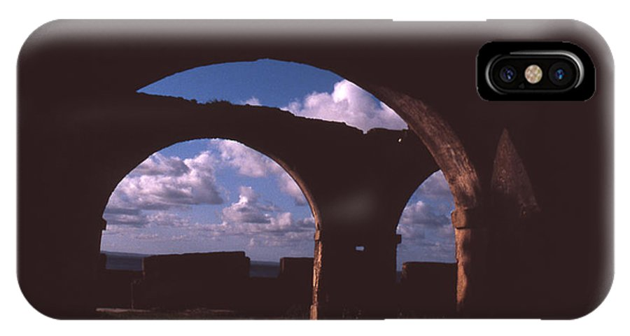 Bahia IPhone Case featuring the photograph Fortaleza De Morro De Sao Paulo by Patrick Klauss