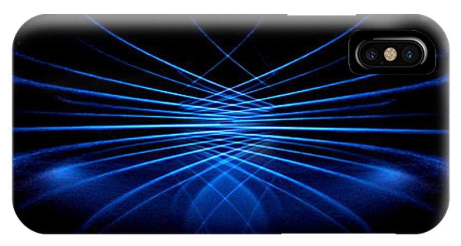 Water IPhone Case featuring the photograph Fountain Bleu by David Dunham