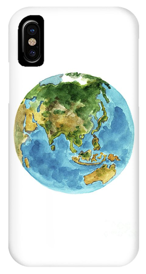 Map Australia And New Zealand.Planet Earth Colors Geography World Map Australia New Zealand