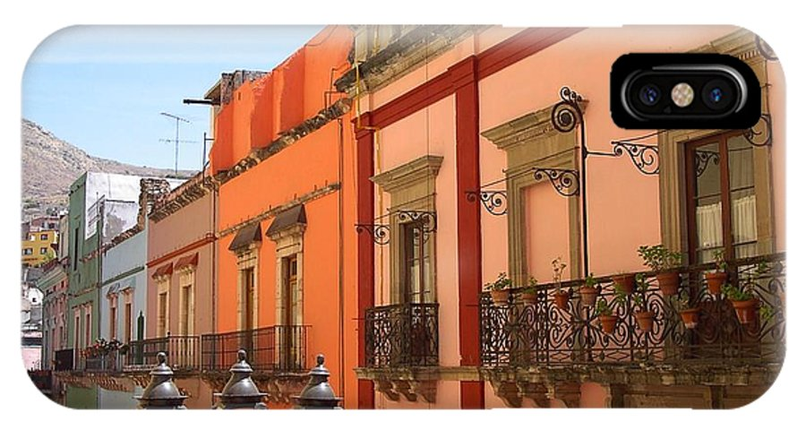 Charity IPhone Case featuring the photograph Guanajuato by Mary-Lee Sanders