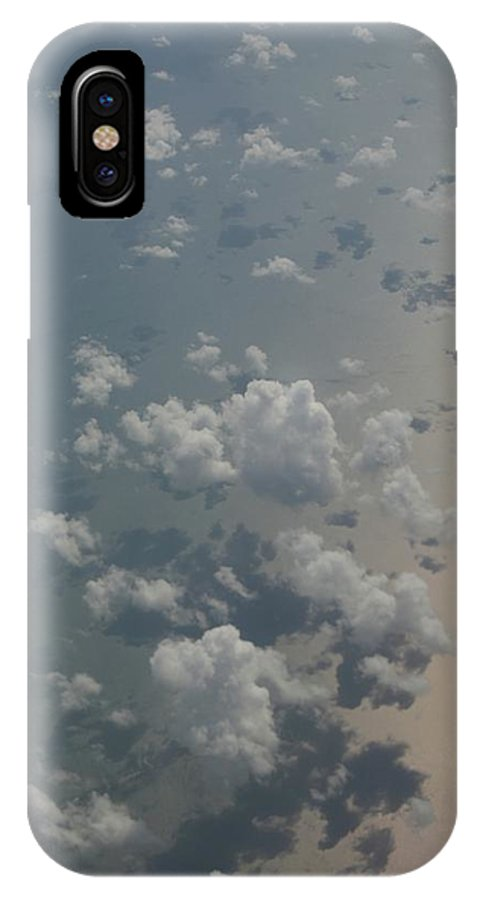 IPhone X Case featuring the photograph Gulf by Kevin Cote